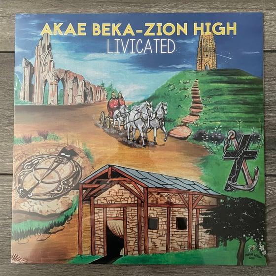 Image of Ake Beka - Livicated Vinyl LP