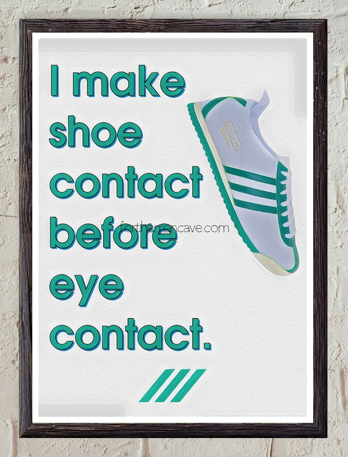 Image of SHOE CONTACT FIRST - ITALIA - PRINT