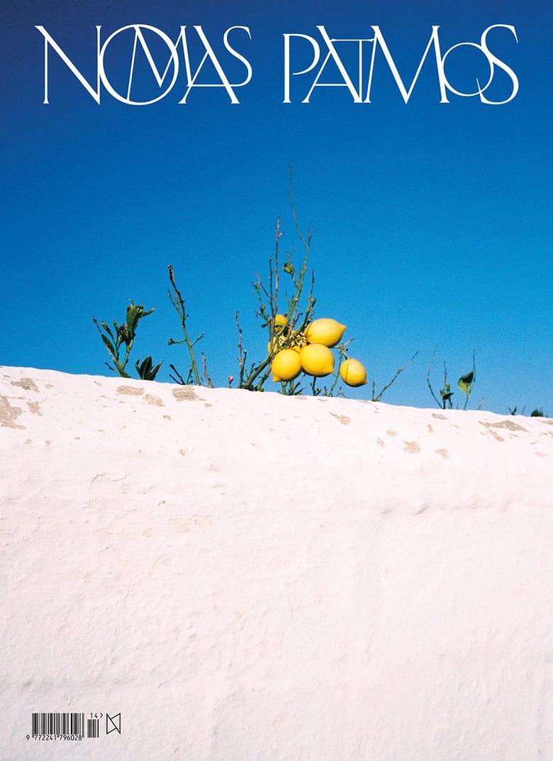 Image of Patmos Cover No2