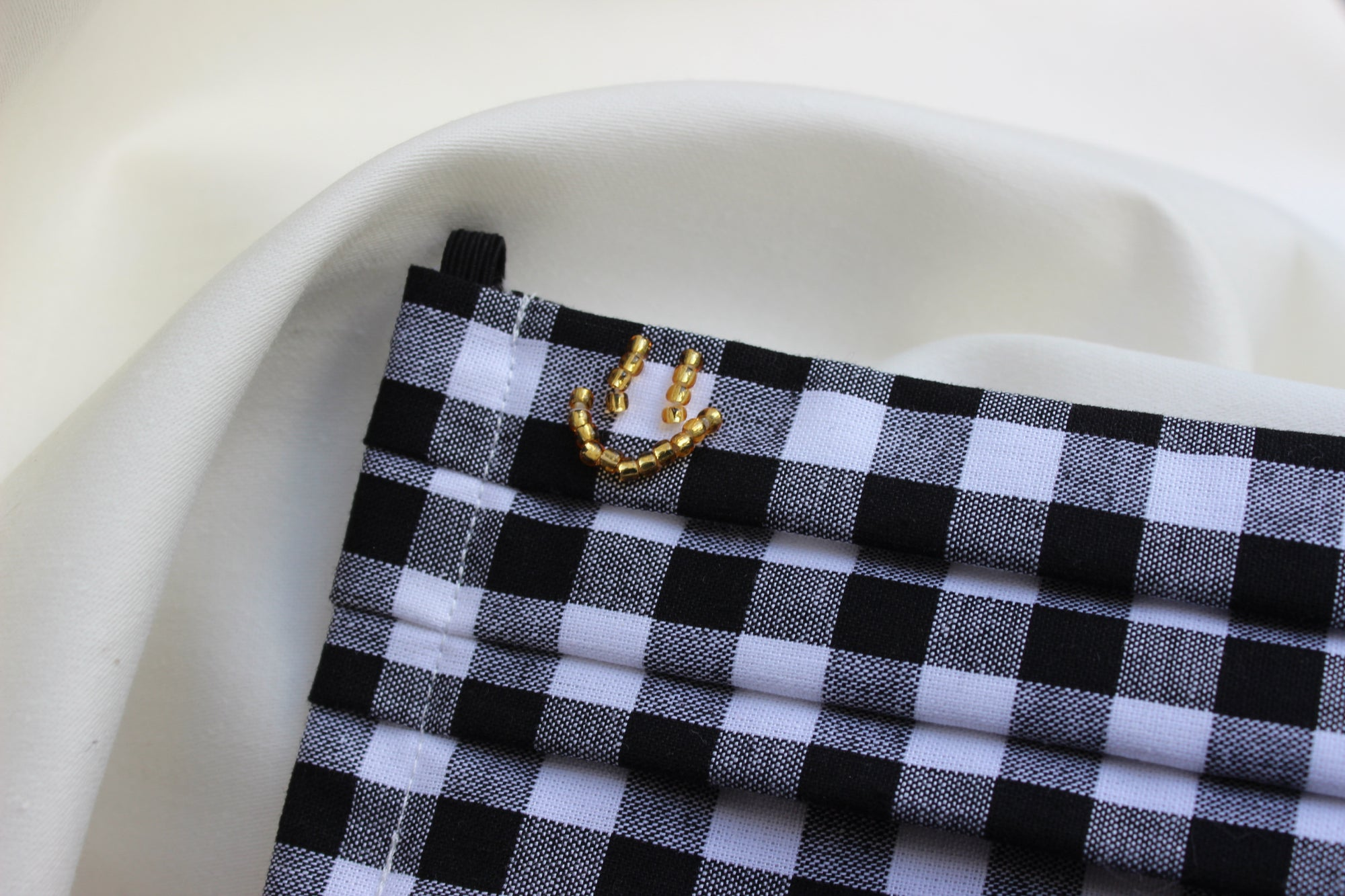 Image of Embroidered Classic Gingham