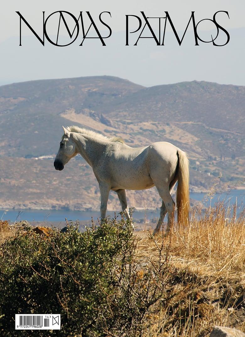 Image of Patmos Cover No1