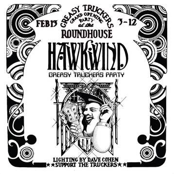 Image of Hawkwind - Greasy Truckers Party