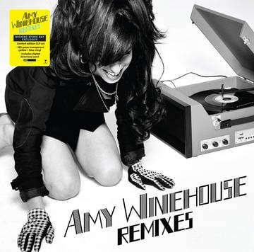 Image of Amy Winehouse - Remixes