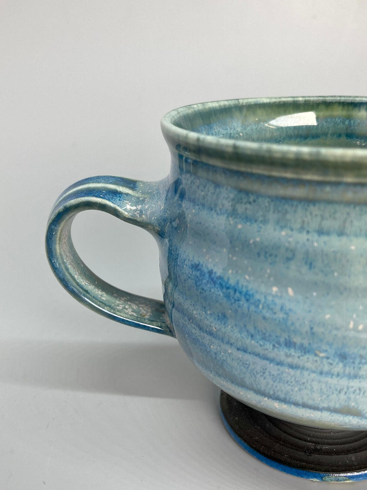 STEMMED CAPPUCCINO CUP