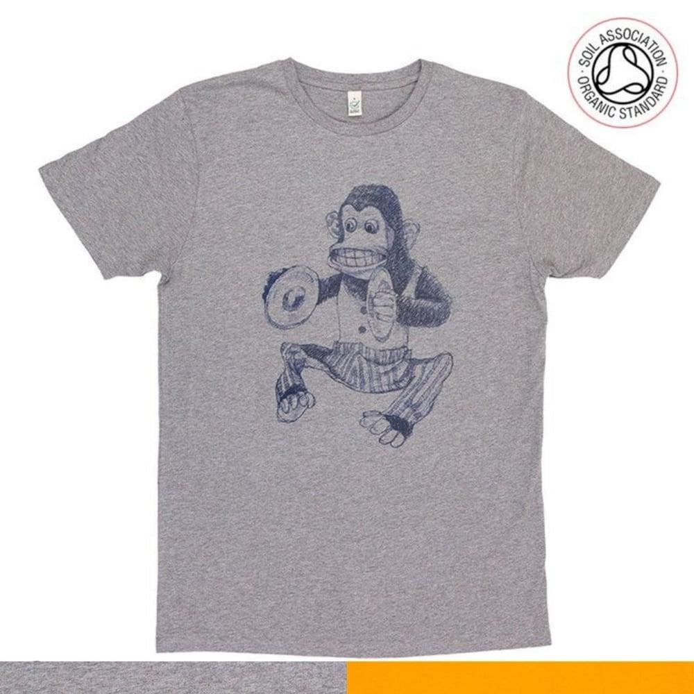 Monkey Unisex T-shirt's (Organic)