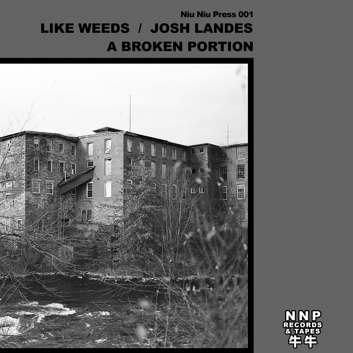 Image of Like Weeds/Josh Landes