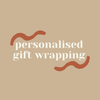 Personalised Gift Wrapping