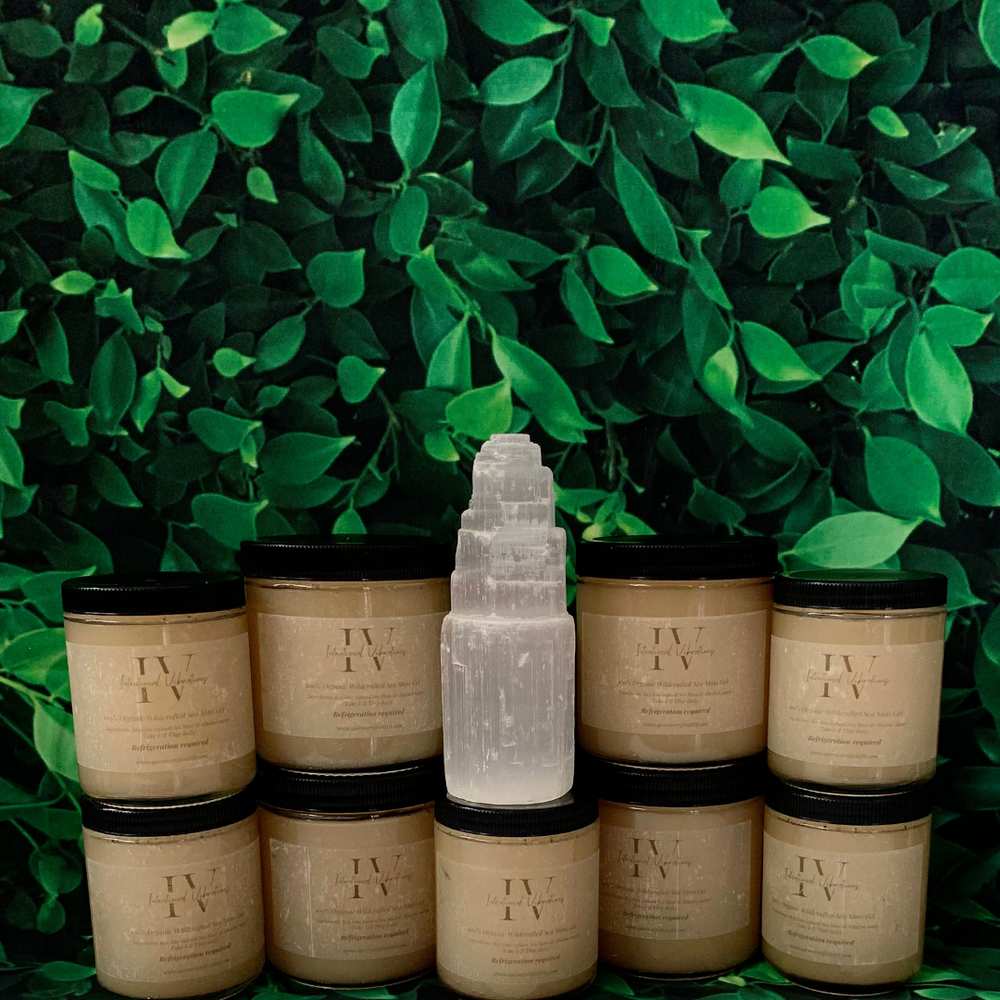 Image of Intentional Vibrations Sea Moss Gel