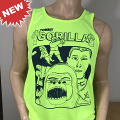 Tommy Gorilla tank top - Sick Animation Shop