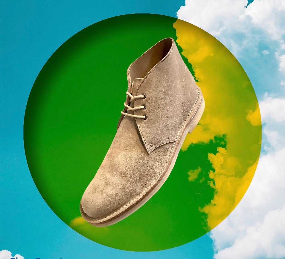 Image of Jadd heritage style chukka boots made in England