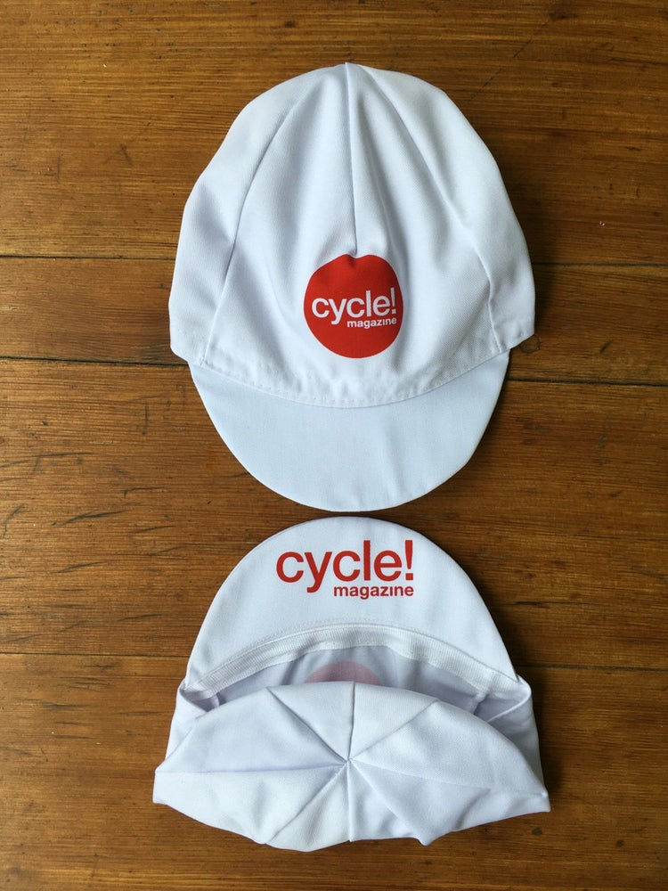 Image of cycle! casquette