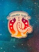 Image of Acrylic Pin: Haunch Club