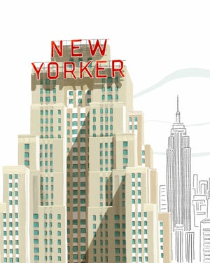 Image of New Yorker Hotel