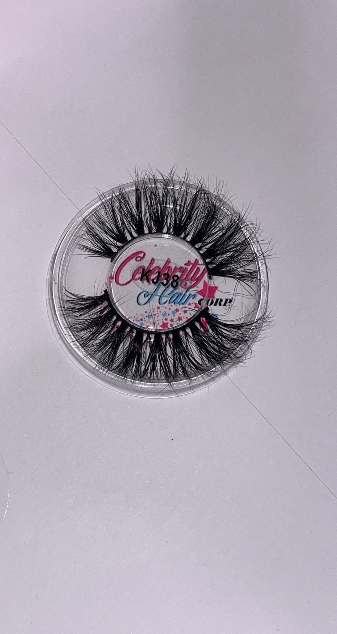 3D Real Mink Eyelashes — 22 - 25mm