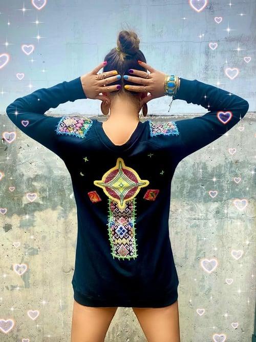 Image of Cosmica Sweatshirt  M
