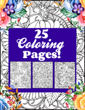 Color Your Love - A Romance Coloring Book for Adults