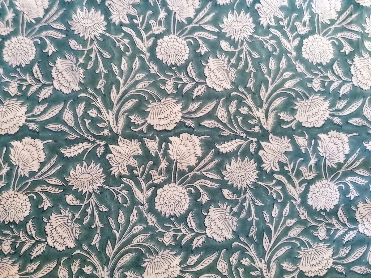 Image of Namasté fabric parc Monceau