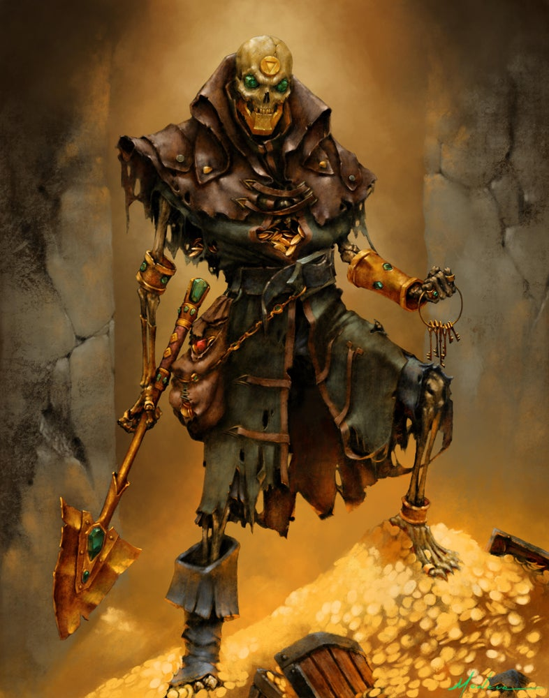 Image of Gold Hoarder