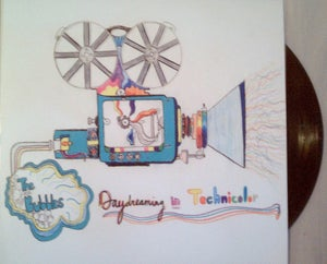 "Image of Daydreaming in Technicolor 12"" LP"