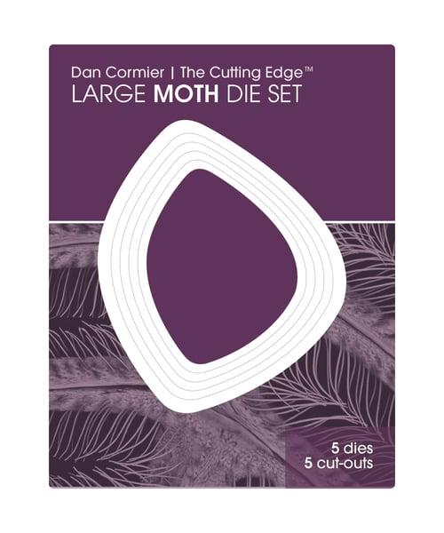 Image of Moth Die Set : LARGE