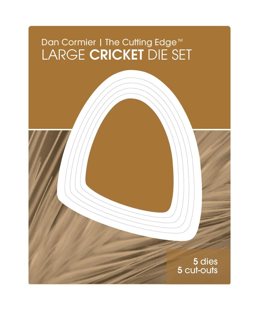 Image of Cricket Die Set : LARGE