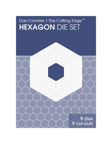 Image of Hexagon Die Set