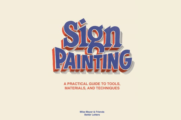 Image of Sign Painting