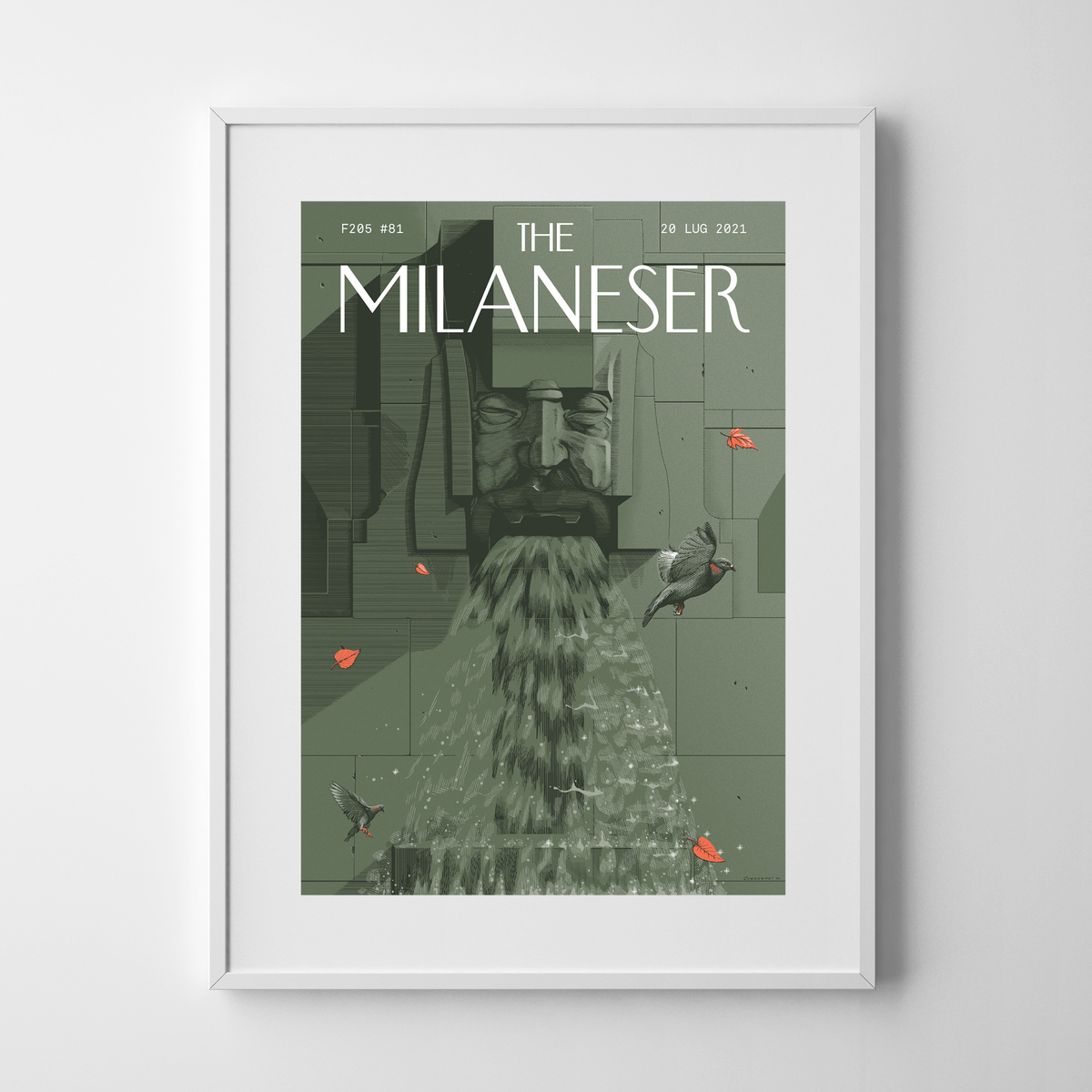 Image of The Milaneser #81
