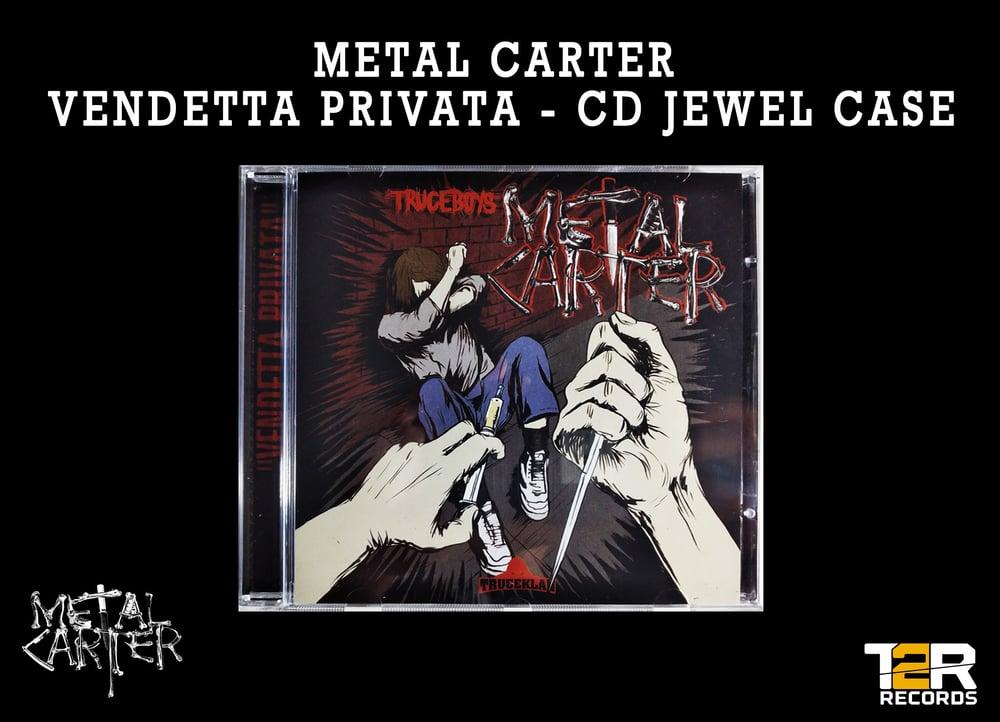 Metal Carter - Vendetta Privata - cd jewel case (2008)