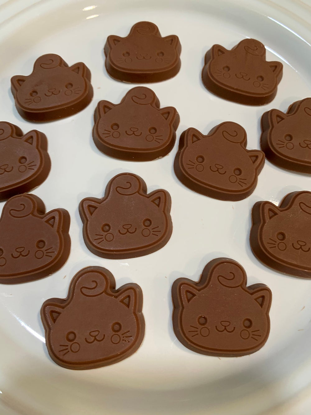 Image of KITTY CONES Ice Cream Toppers