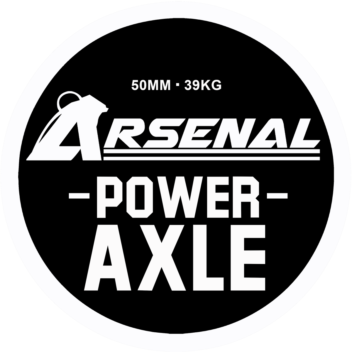Image of Power Axle *PRE-ORDER* (Shipping 12/21)