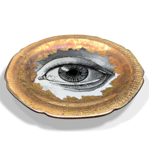 Image of Lover's eye B - #0753 - ENGRAVED GOLD DELUXE EDITION