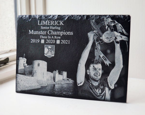 Image of Limerick Munster Champions. Three In A Row.