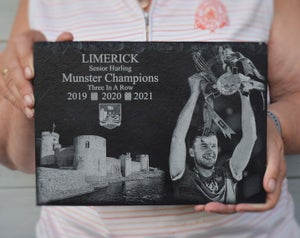 Limerick Munster Champions. Three In A Row.