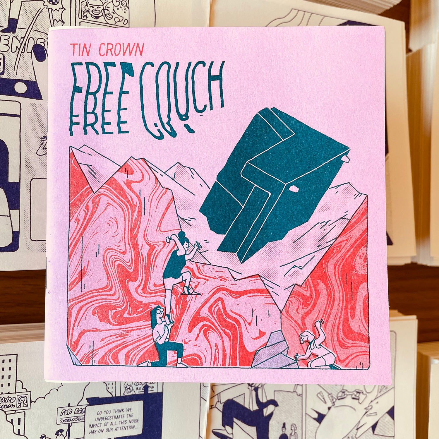 Tin Crown: Free Couch