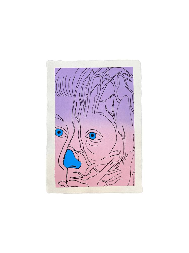 Image of Feeling Blue, 2021