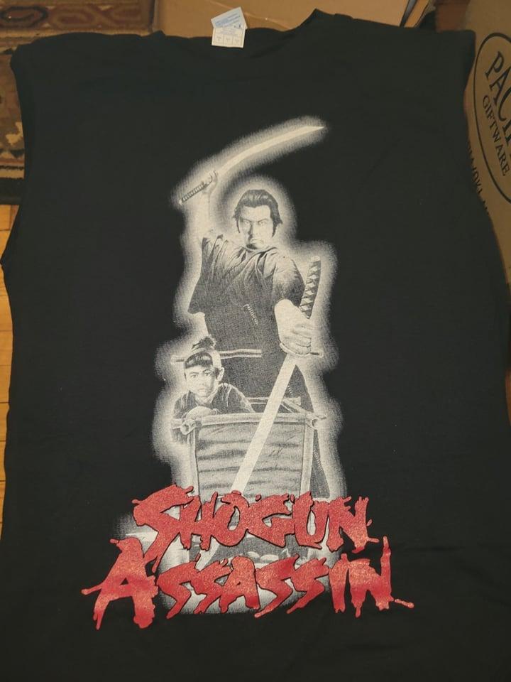 Image of SHOGUN ASSASSIN T SHIRT (IN STOCK)