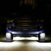 Image of LUX MAX White LED Rock Light Kit 4pcs/8pcs with Magnetic Backing (No Drilling Required)