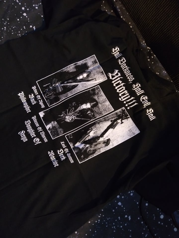 EVOL The saga of the horned king T-SHIRT *imported*
