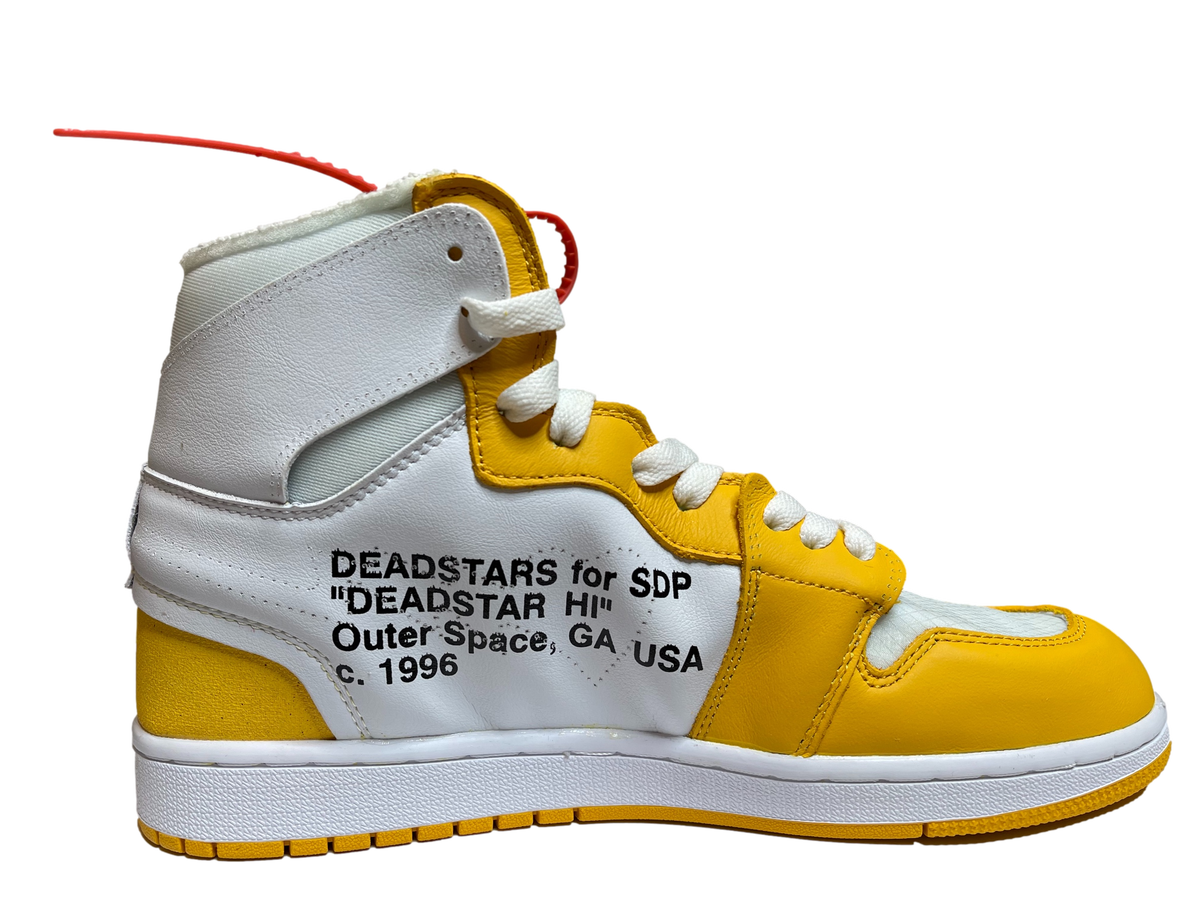 Image of CANARY YELLOW OW DEADSTARS HI