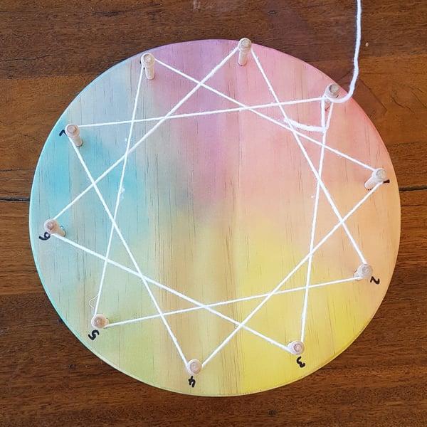 Image of Maths Wheel