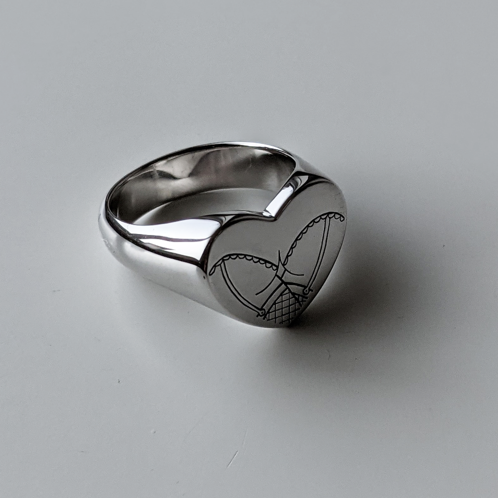 Image of Booty Ring