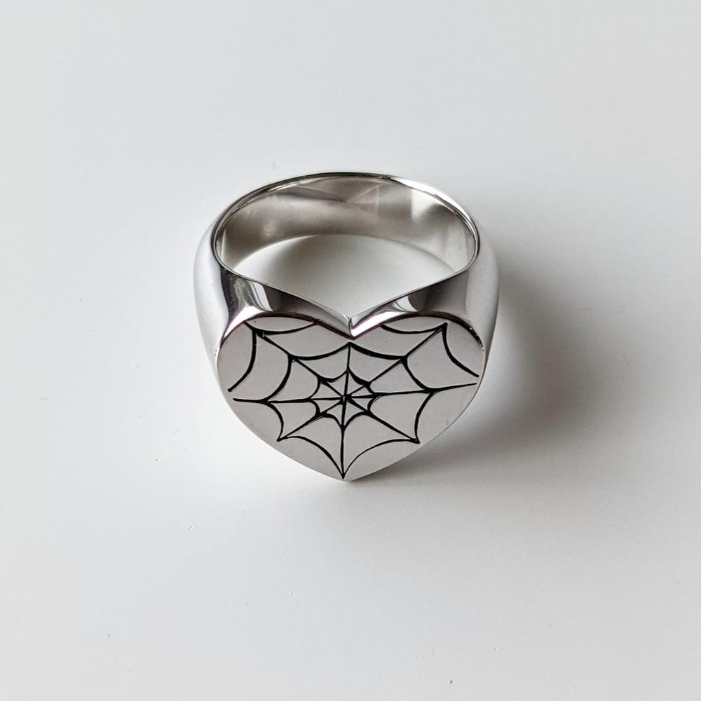 Image of Cobweb Ring