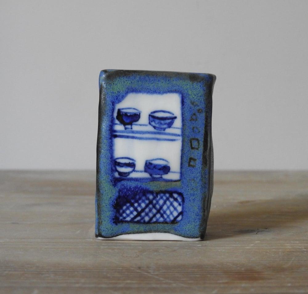 Image of mini vending - small sculpture