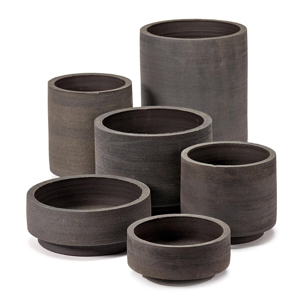 Image of Cylinder pot tall by Serax
