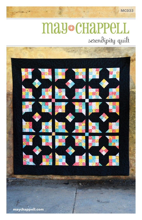 Image of Serendipity Quilt Pattern