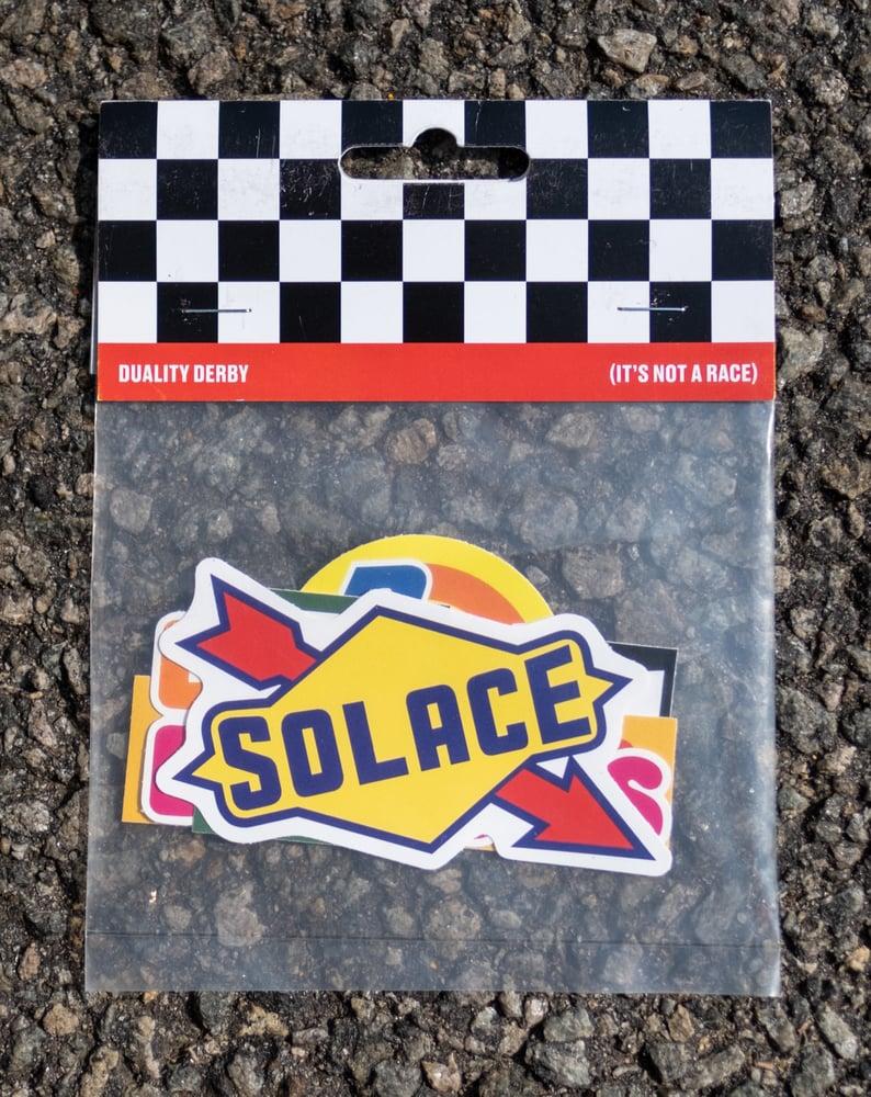 Image of Logo Flip Sticker Packs
