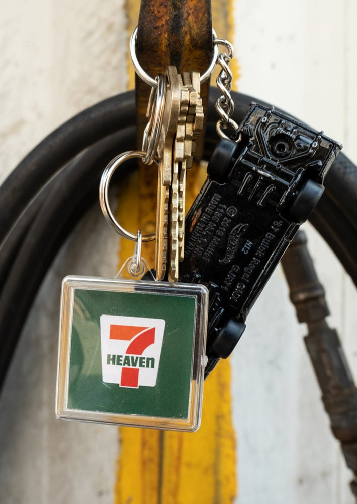 Image of Duality Keychain