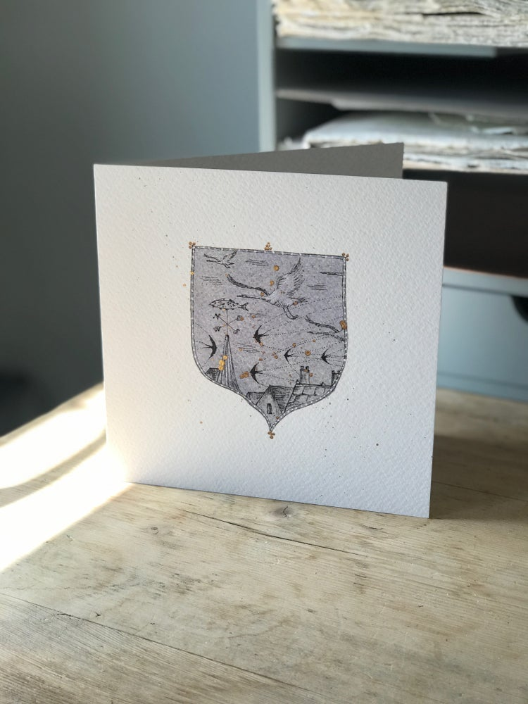 Image of Rooftops card