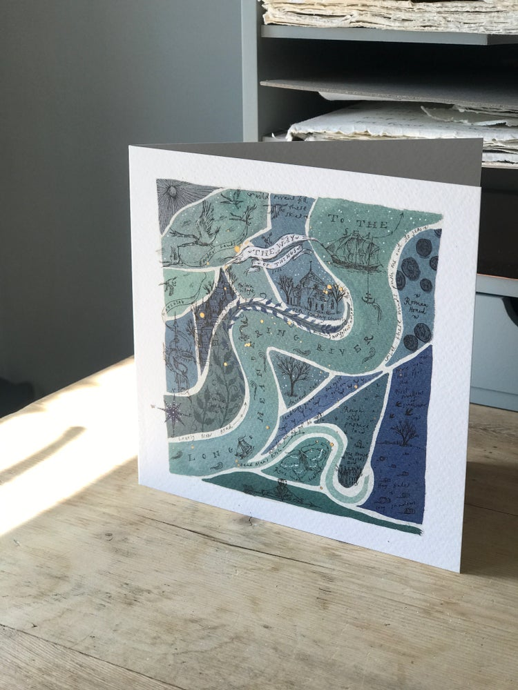 Image of To the Sea card